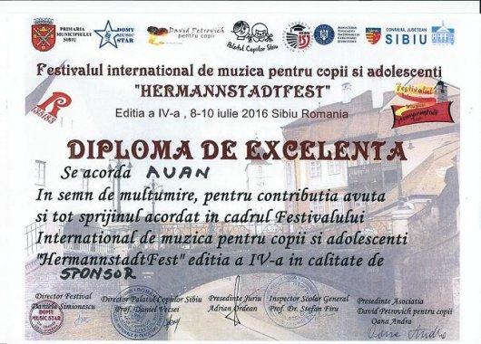 Diploma AUAN